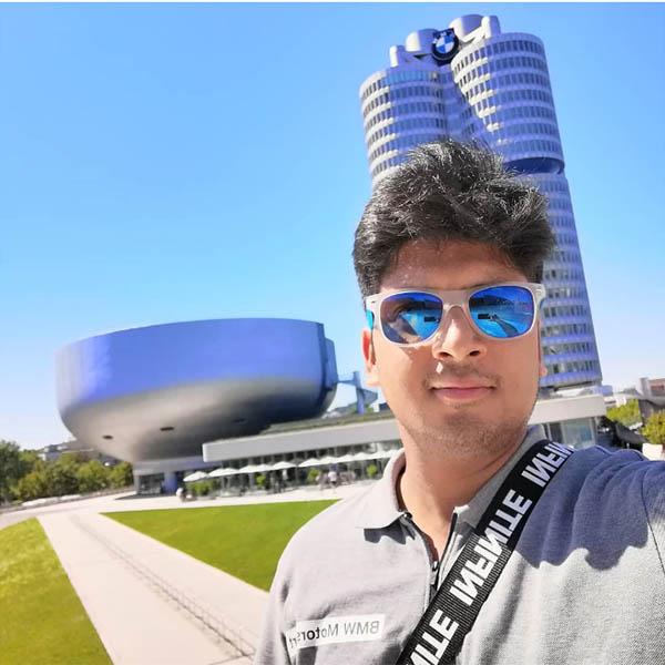 Narendra Singh BMW