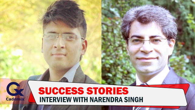 Narendra Singh Interview