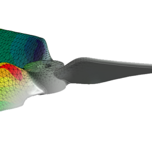 Propeller simulation FEM