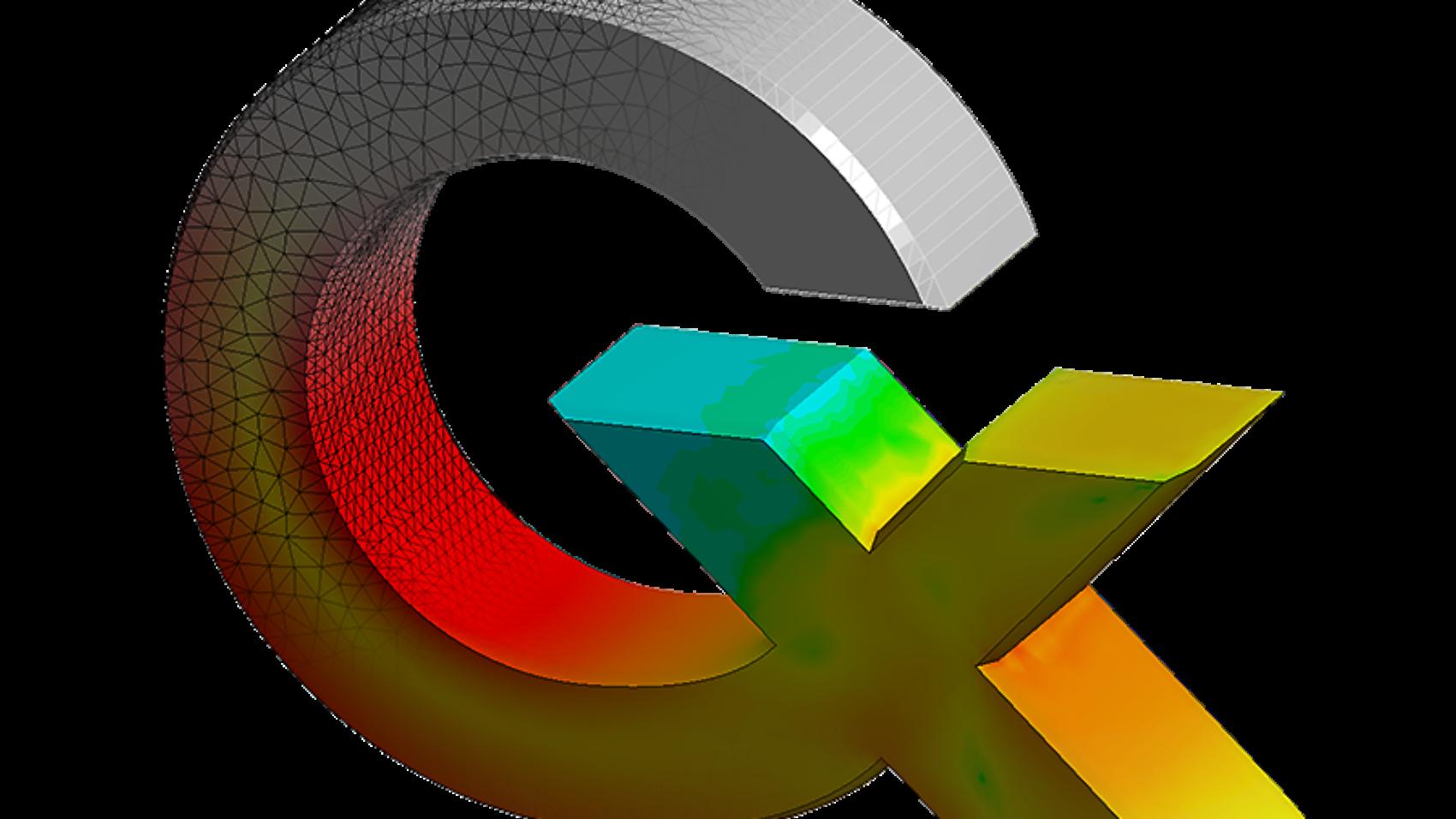 Cademix Logo Finite Elemnt Structral Analysis