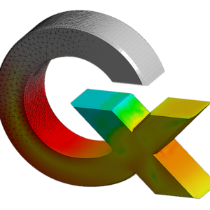 Cademix Logo Finite Elemnt Structral Analysis