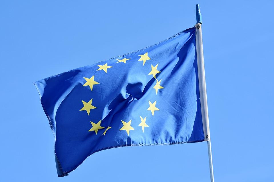 European Flag and GDPR