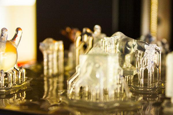 3D Printing SLA Resin