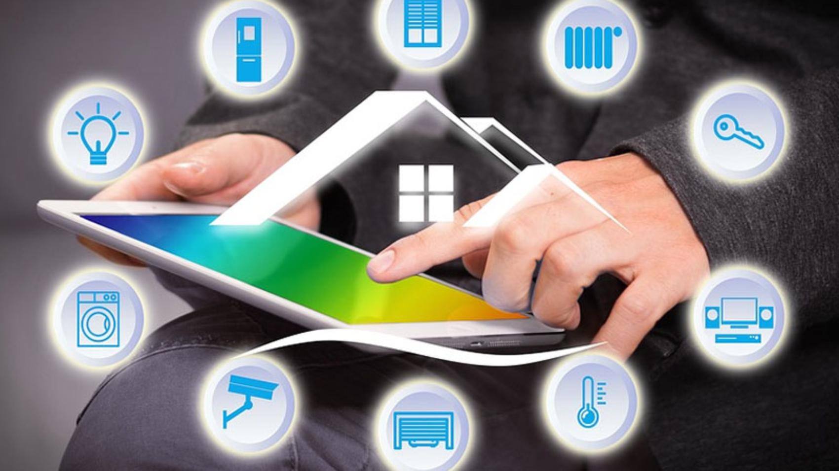 Smart Home IoT Industry 4.0