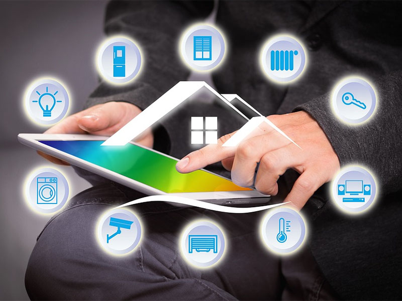 Smart Home IoT Industry 4.0
