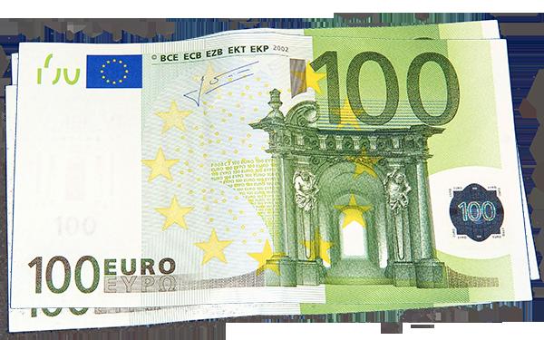 Cademix 100 EUR Money Reward