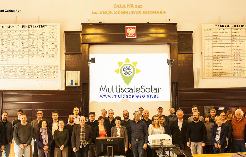 Multiscale Solar Group Photo