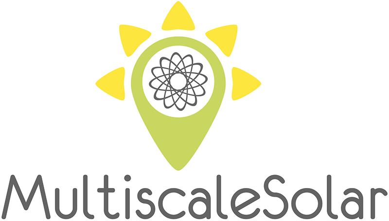 Multiscale Solar Logo