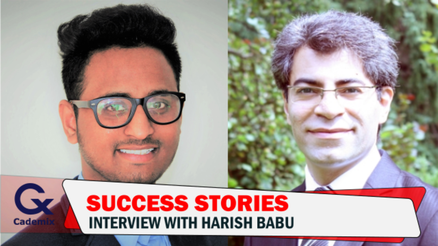 Interview Harish Babu