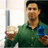 Javaid Butt 3D Printed Parts