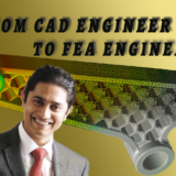 Sanju Cherian From CAD to FEA