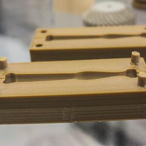 Mold 3d Printed Cademix