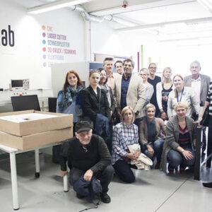 3D Printing Tour Javad Zarbakhsh Smartlab Austria