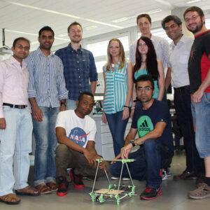 3DPrint_Team CCARD Zarbakhsh Austria Study Abroad Narendra Javad