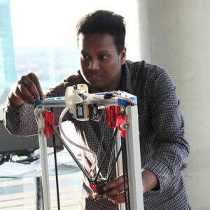 Ari Cademix 3D Printer Delta