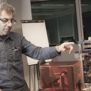 Cademix 3D Printing Lab Javad Zarbakhsh Tech Career Acceleration