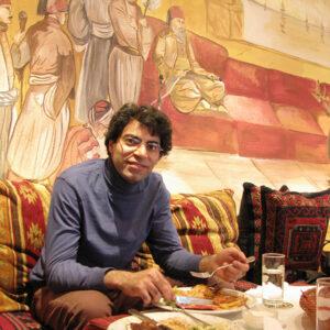 Javad Zarbakhsh 2006 Austria Restaurant
