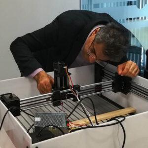 Zarbakhsh CNC System Cademix