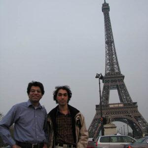 Javad Zarbakhsh Abbas Mohtashami Paris 2008
