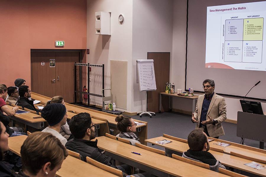 Zarbakhsh Career Development Talk