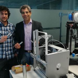 Zarbakhsh Robotic 3D Printing Lab Tour Cademix