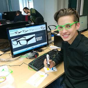 Zarbakhsh 3D Printing Workshop BFI Austria