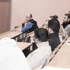 Zarbakhsh Javad Talking to Students Study abroad and success