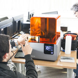 Zarbakhsh Workshop Trainer photography 3D Printer Workshop Austria