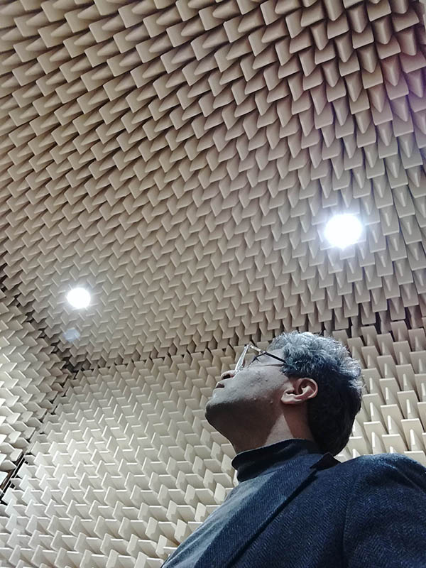 Sound insulation room Javad Zarbakhsh Acoustic