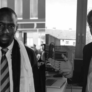 Oloketuyi Adedamola Damola Javad Zarbakhsh 3D Printing Consultant Study Abroad in Europe AOC Consulting
