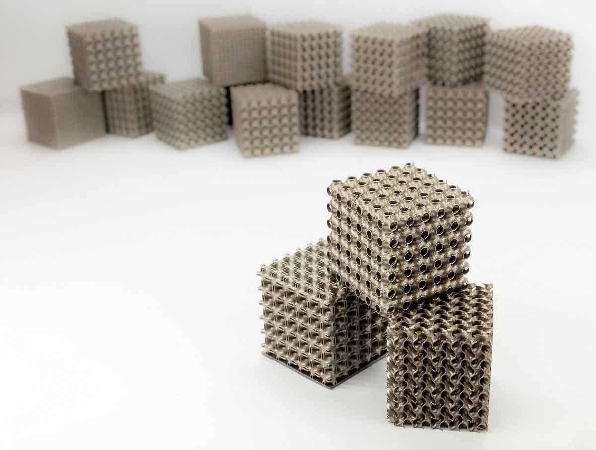 3D Printed Lattice Structure