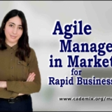Agile Management in Marketing for Rapid Business Growth Cademix Magazine Article by Karima Aboukal