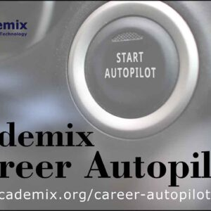 Career Autopilot - Cademix EU Job Placement and Upgrade Program for international Job Seekers Poster