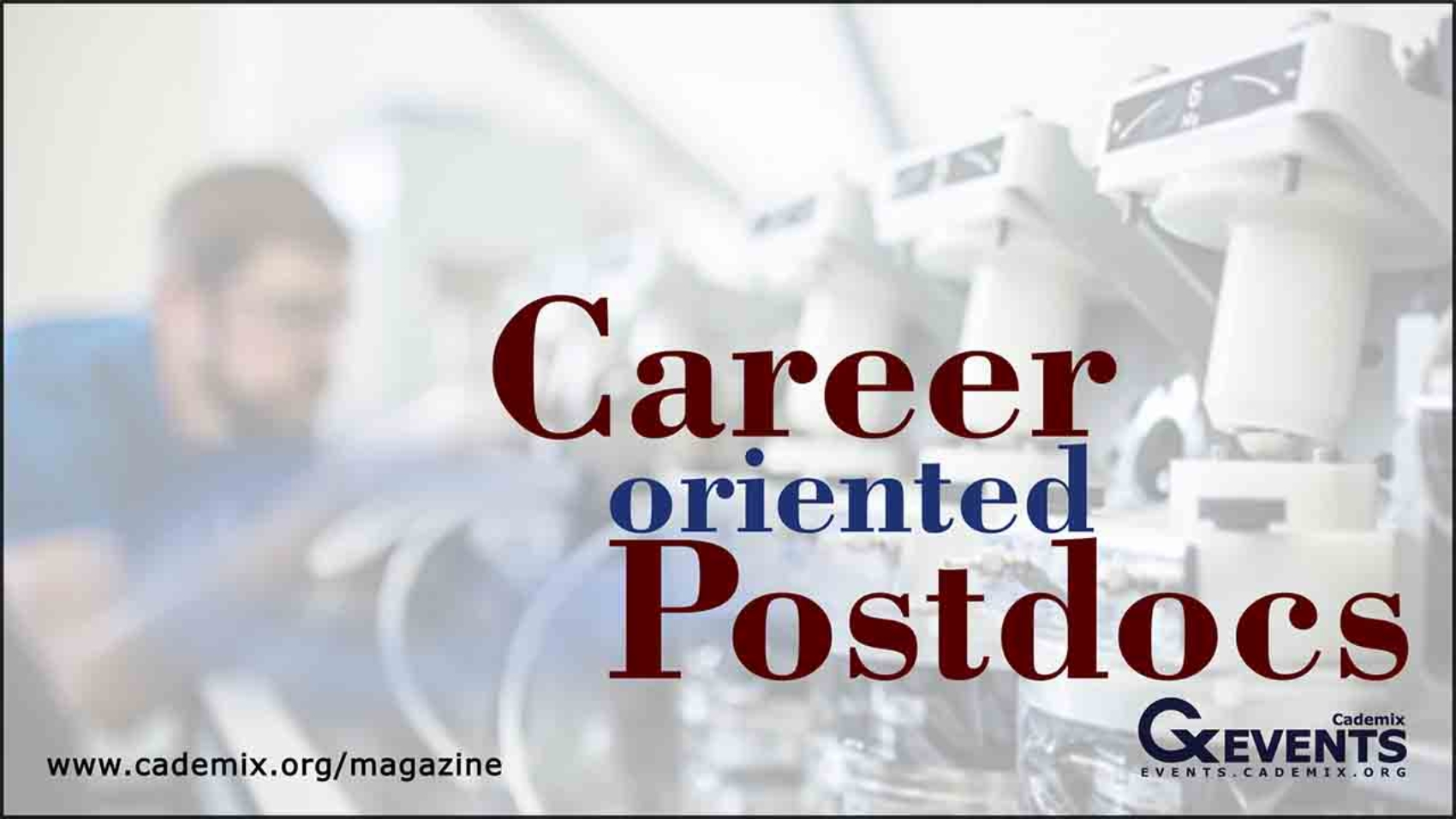 Career oriented Postdocs types academix industrial job