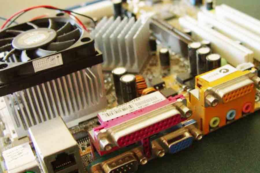 Computer CPU Fan Heatsink Cademix Thermal Management