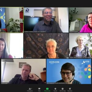 COST FFG Meeting Online Zoom Cademix Javad Zarbakhsh