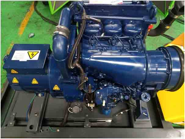 Diesel Manuaafcturing Jewel Antony Quality Assurance Control