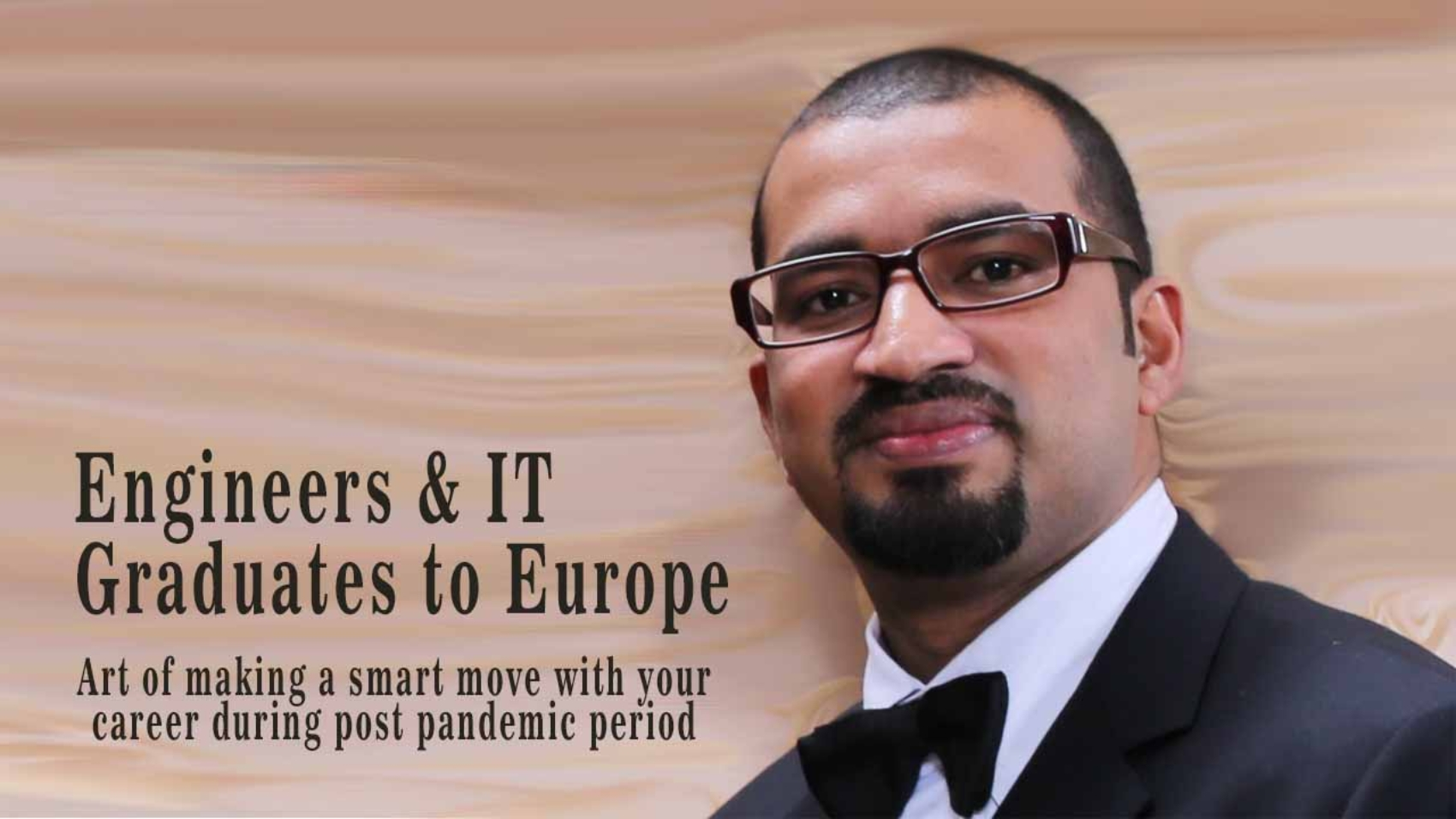 Joby Antoney article Engineers & IT Graduates to Europe: Art of making a smart move with your career during post pandemic period