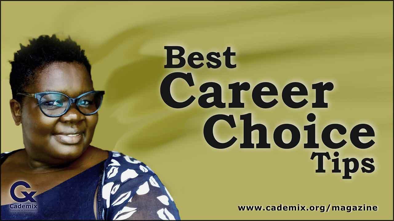 Lindah Awuor Best Career Choice Tips Cademix Magazine