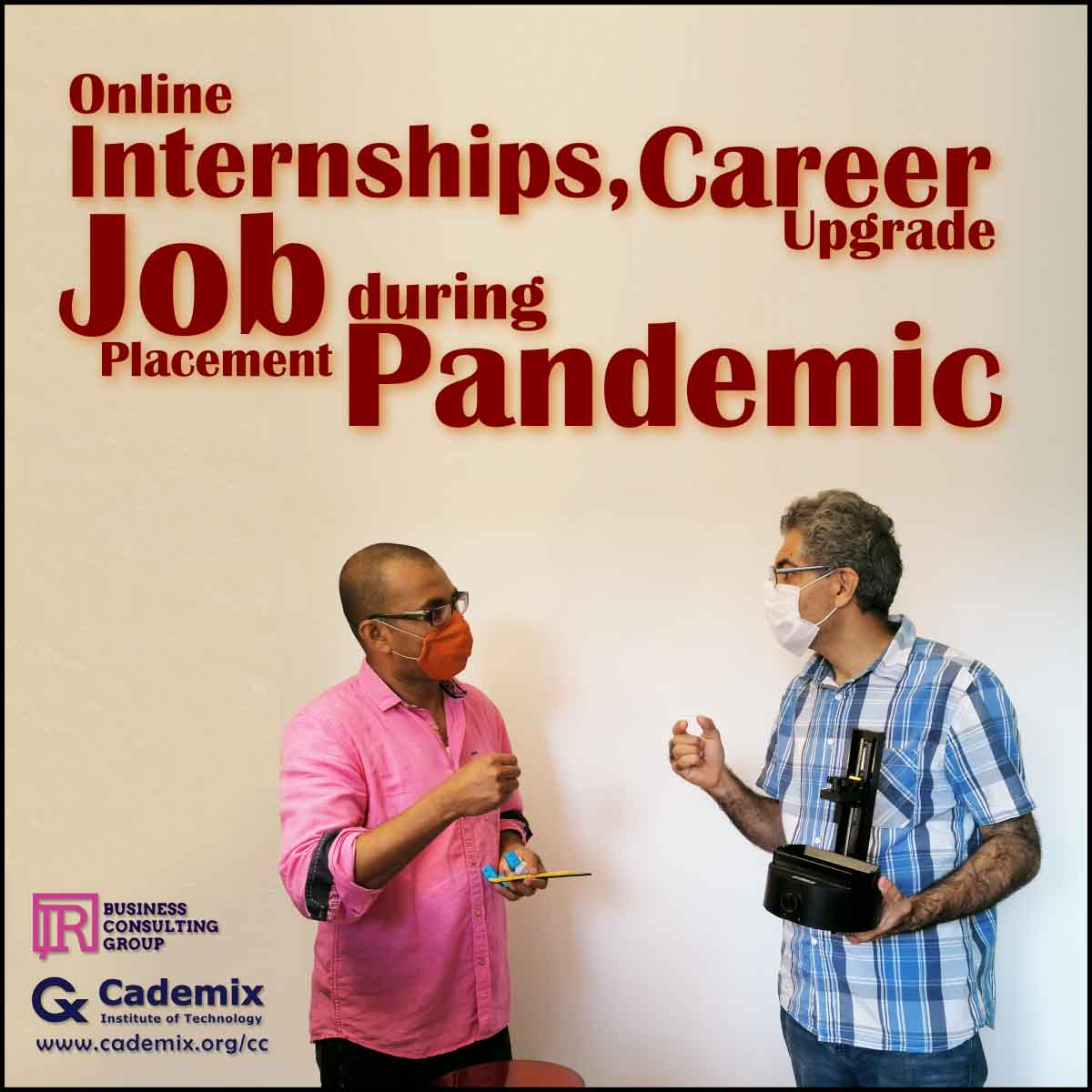 Online Internships Career Upgrade Job Placement during COVID19 Pandemic