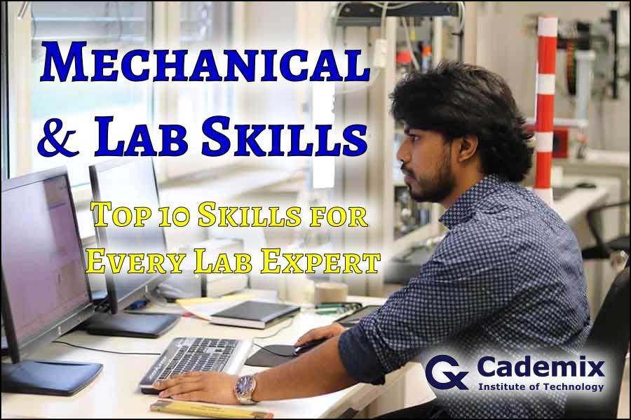 Shashank Kadagala Mechanical and Lab Skills article Cademix