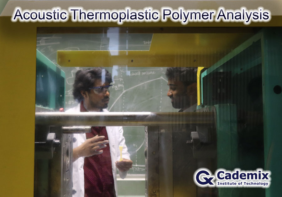 Shashank Kadagala Acoustic Thermoplastic Polymers Article Cademix