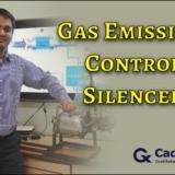 Gas Emission Control Silencer Article Shreyash More