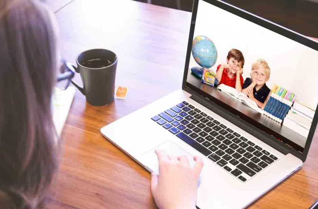 Smart Online Education Smart AI Applications E-Learning