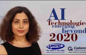 Zoe Amin-Akhlaghi Article Poster AI
