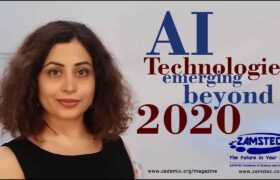 Zoe Amin-Akhlaghi Article Poster AI Artificial Intelligence beyond 2020