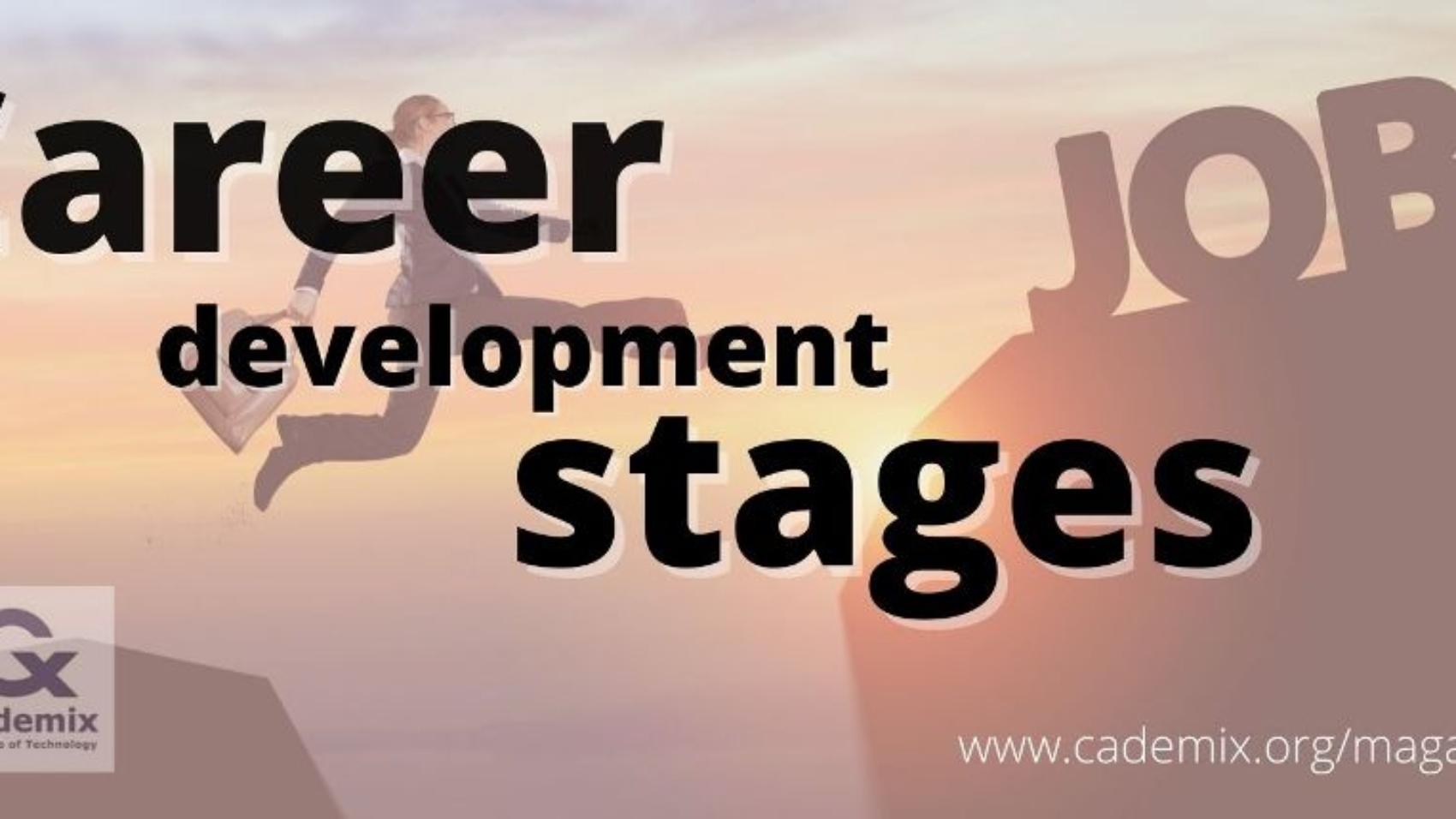 career development stages cademix article Lindah