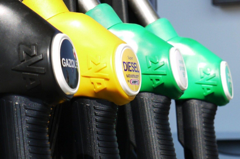 Fuel Station Diesel Gas Benzin E10